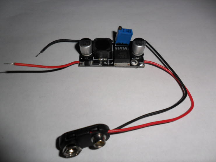 Stand alone Buck Converter